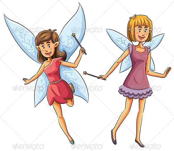 GraphicRiver Fairy 7853698
