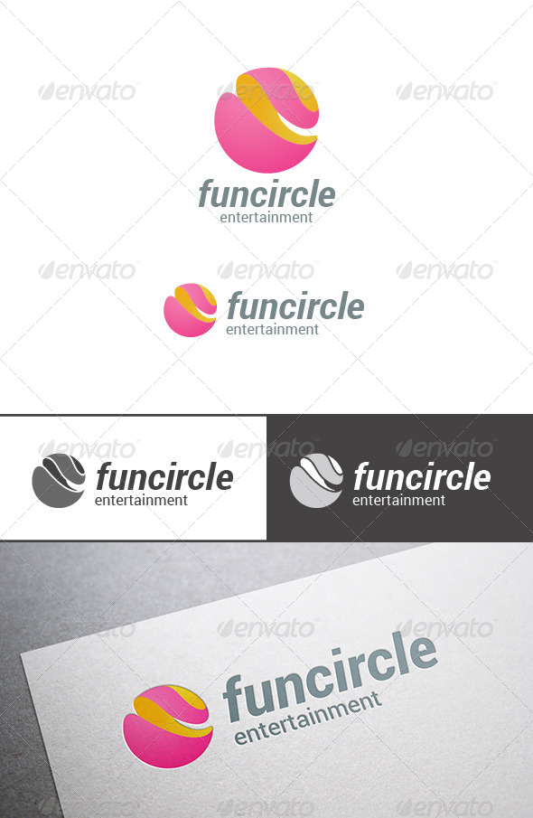 GraphicRiver Sphere Logo Abstract Circle Shape 7712246