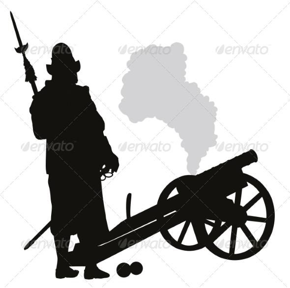 GraphicRiver Conquistador 7854207