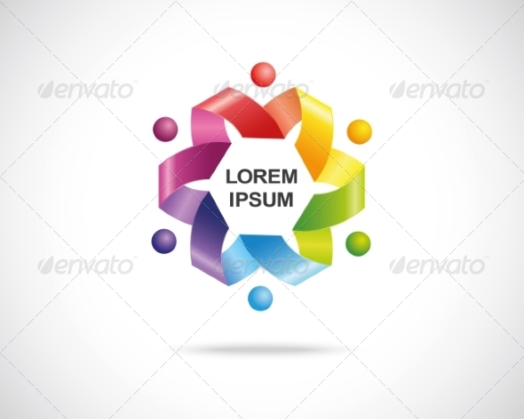 GraphicRiver Abstract Vector Logo Design Template 7854251