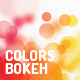 Colors Bokeh Backgrounds - GraphicRiver Item for Sale