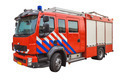 Fire Engine Isolated on White Background - PhotoDune Item for Sale