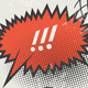 Vector Halftone Speech Bubbles - GraphicRiver Item for Sale