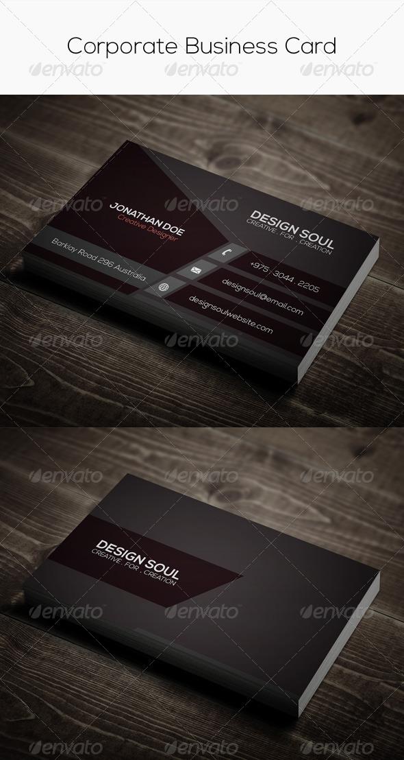 GraphicRiver Creative Business Card 7857437