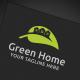Green Home Logo - GraphicRiver Item for Sale