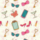 Girly Stuff Pattern - GraphicRiver Item for Sale