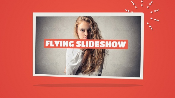 Flying Slideshow