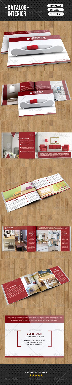 GraphicRiver Interior Catalog Template-V06 7857846