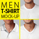 Men T-Shirt Mock up - GraphicRiver Item for Sale