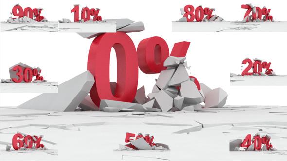 Discount Breaks Ground