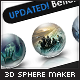 Sphere Maker. Build 3D glossy icons in 10 secs! - GraphicRiver Item for Sale
