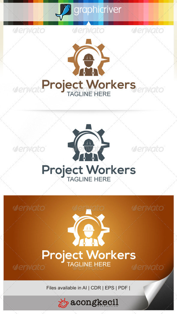 GraphicRiver Project Workers 7859727