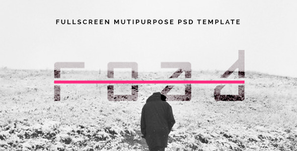 Road - Fullscreen Mutipurpose PSD Template - Creative PSD Templates