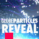 Globe Particles Reveal - VideoHive Item for Sale