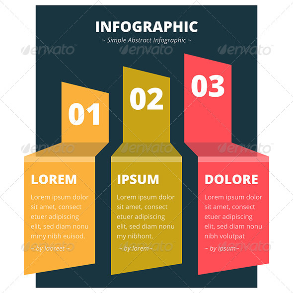GraphicRiver Abstract Infographic Chart 7841230