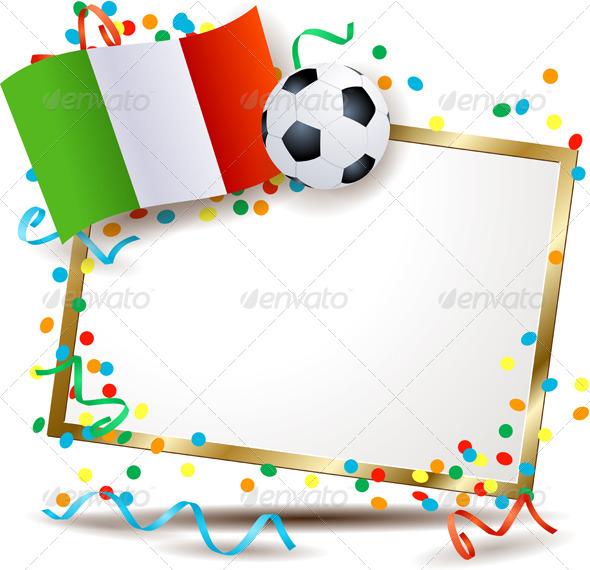 GraphicRiver Italian Signboard Soccer Theme 7862740