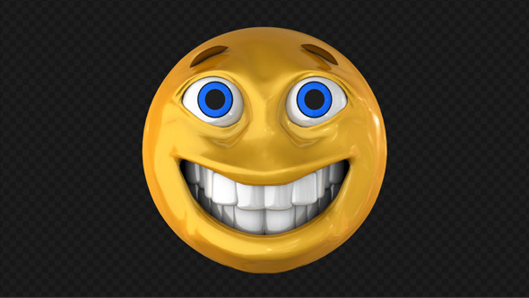 3DOcean Smiley 3D Model 7863139