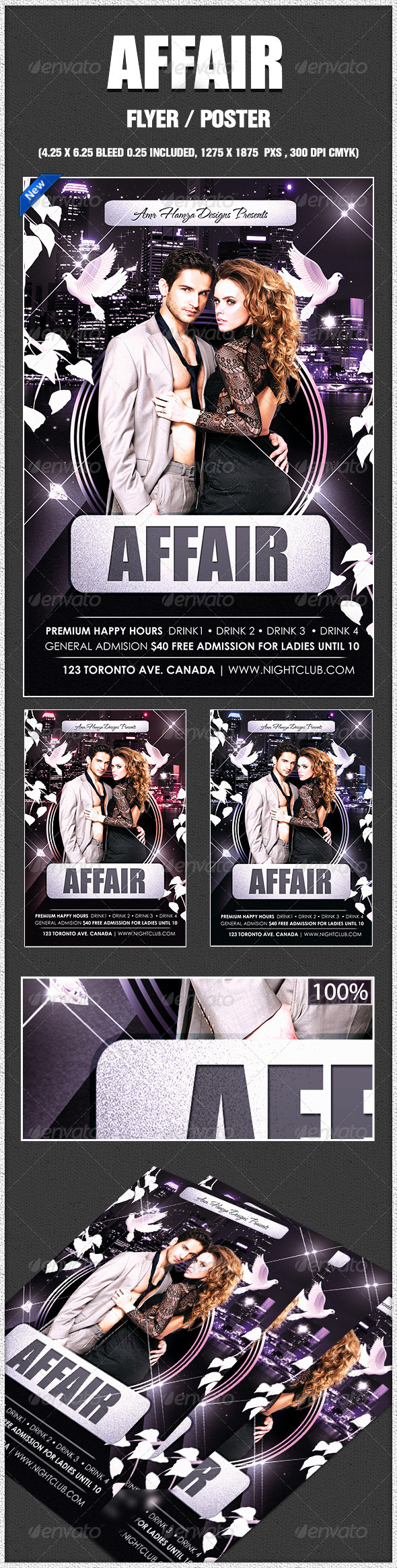 GraphicRiver Affair 7824677