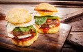 Hamburger Sliders - PhotoDune Item for Sale