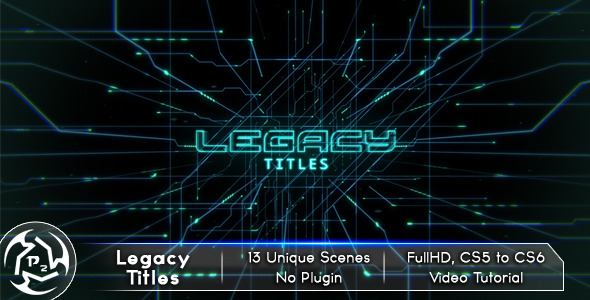 Legacy Titles