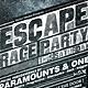 Escape - Flyer - GraphicRiver Item for Sale