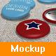 Badge Mockup