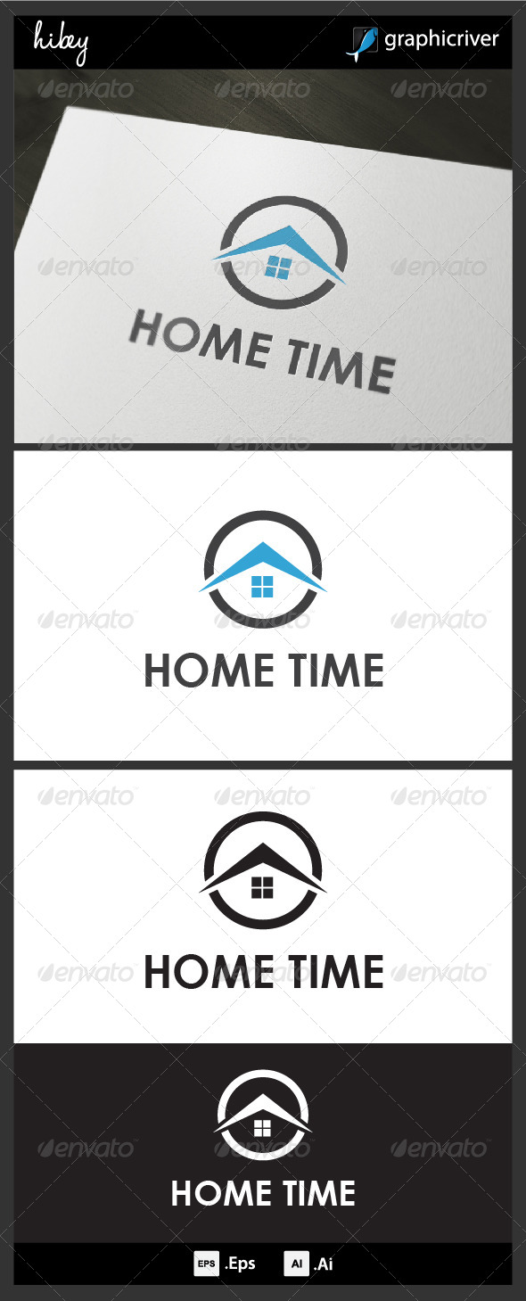 GraphicRiver Home Time 7864569