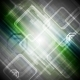 Abstract Hi-Tech Background - GraphicRiver Item for Sale
