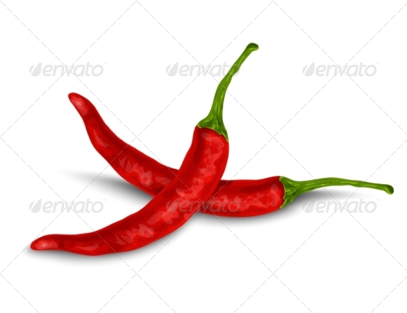 GraphicRiver Chili Peppers 7864700