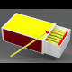 Matchbox, matches, match - 3DOcean Item for Sale