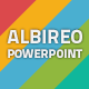 Albireo Powerpoint Template - GraphicRiver Item for Sale