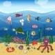 Underwater Ocean Life