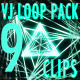 Fractal Shapes VJ Pack - VideoHive Item for Sale