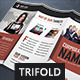 Creative & Corporate Trifold Brochure Template - GraphicRiver Item for Sale