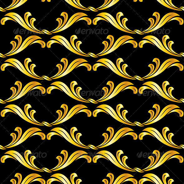GraphicRiver Seamless Floral Pattern 7867573