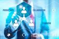 Teamwork business concept - PhotoDune Item for Sale