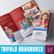 Junior School Trifold Brochures - GraphicRiver Item for Sale