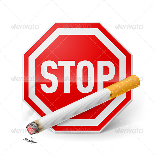 GraphicRiver Stop Smoking 7868694