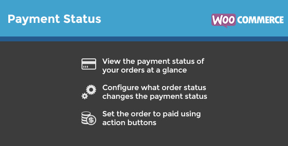 WooCommerce Payment Status