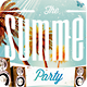 Summer Flyer / Poster - GraphicRiver Item for Sale