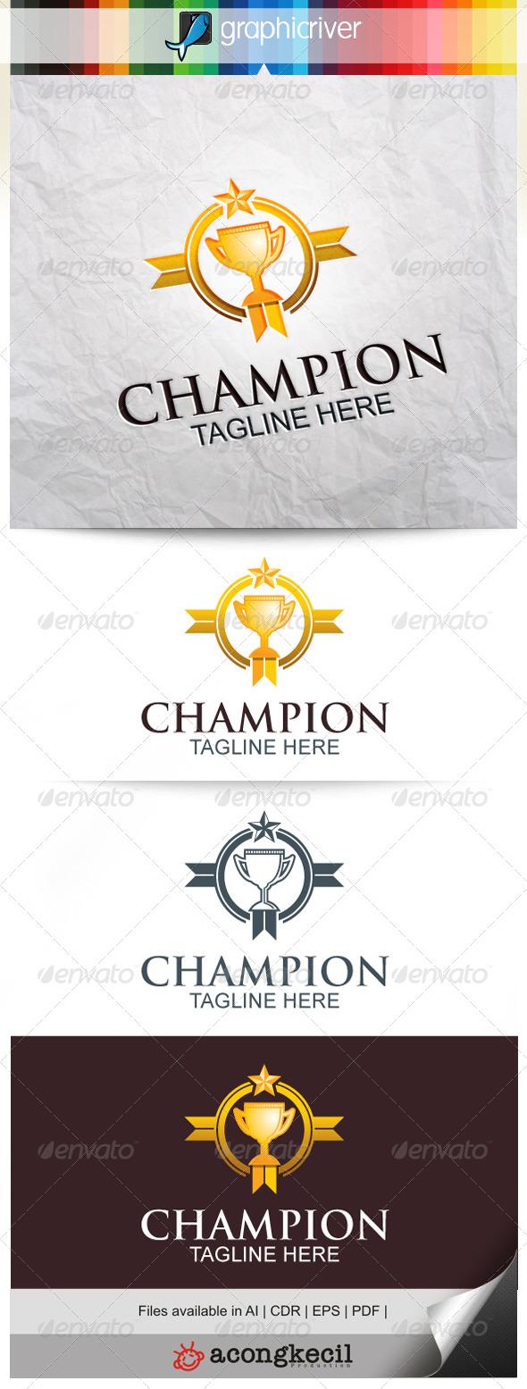 GraphicRiver Champion 7851200