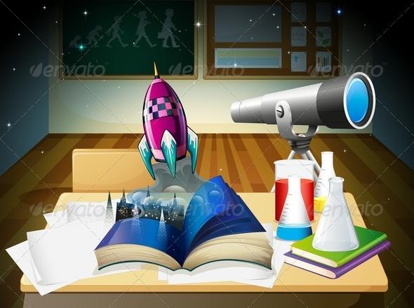 GraphicRiver Science Laboratory 7869841