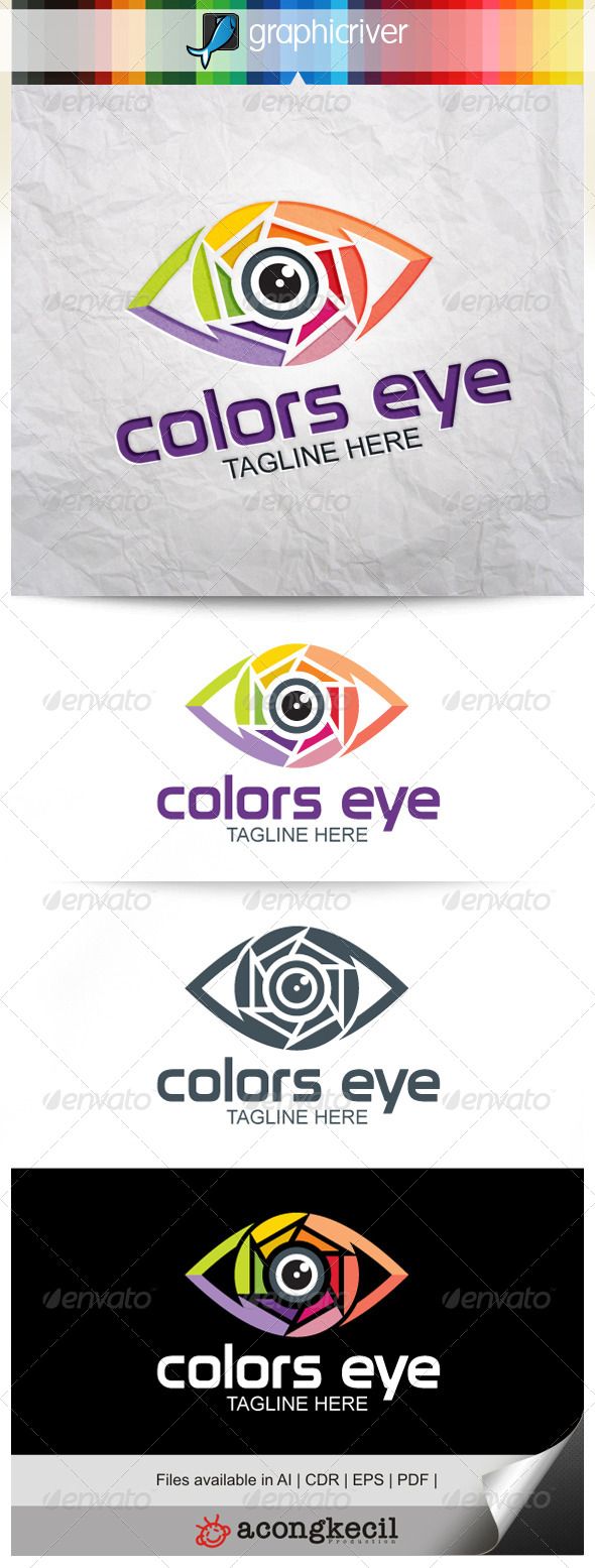 GraphicRiver Colors Eye V.7 7871325