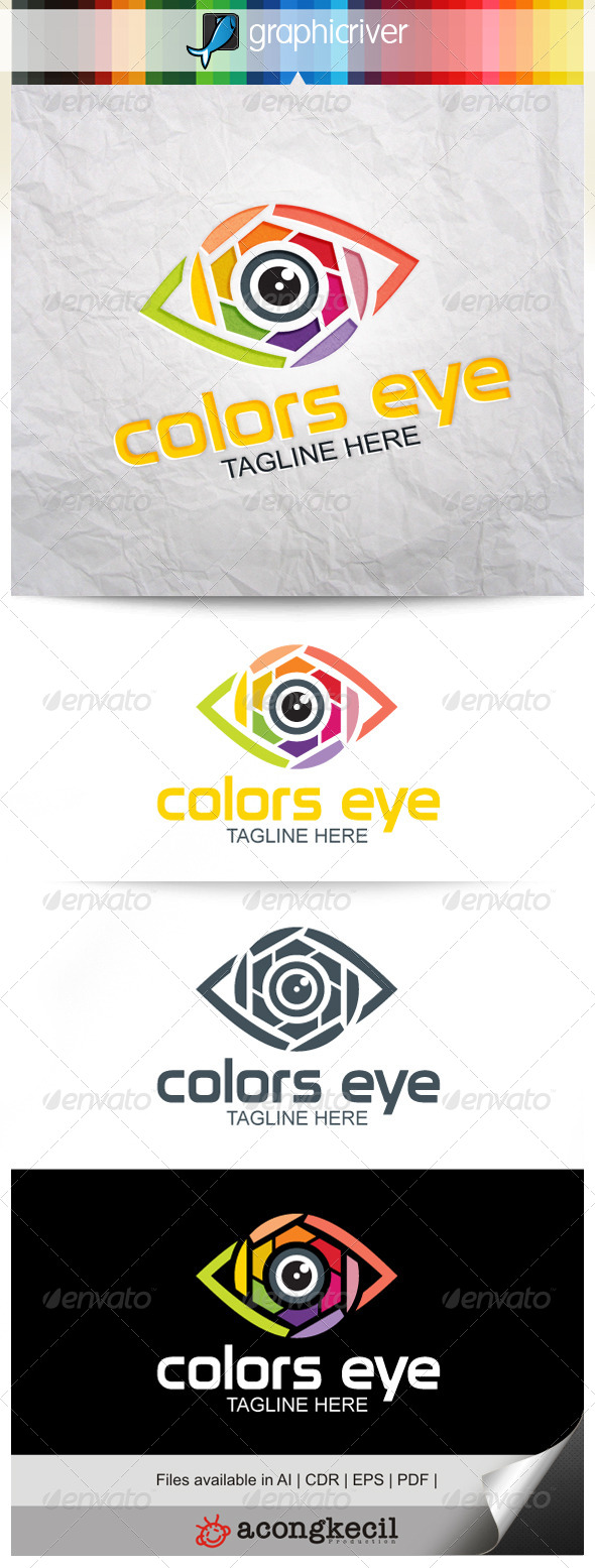 GraphicRiver Colors Eye V.9 7871332