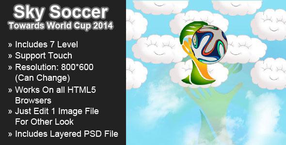 CodeCanyon Sky Soccer Toward World Cup 2014 7871917