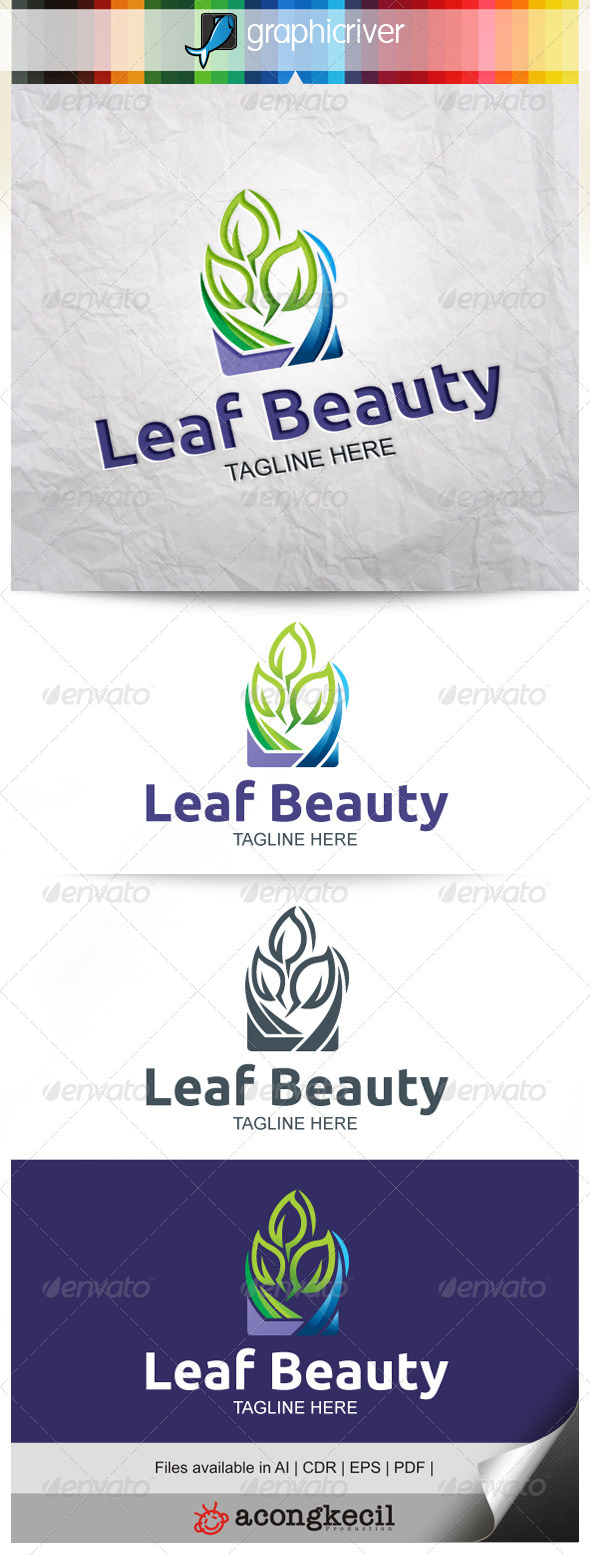 GraphicRiver Leaf Beauty 7873506