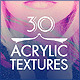 30 Acrylic Textures - GraphicRiver Item for Sale