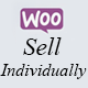 WooCommerce Sell Individually - CodeCanyon Item for Sale