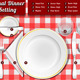Set of Place Setting Informal Dinner - GraphicRiver Item for Sale