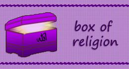 box of religion